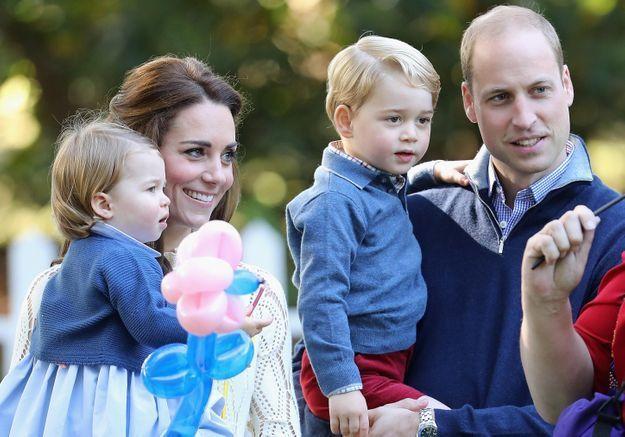 Kate, William, George et Charlotte : toutes les photos de leur voyage au Canada