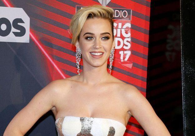Katy Perry dévoile une vidéo prise lors de son accouchement à l'occasion de la fête des pères