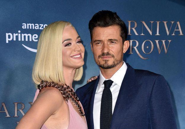 Katy Perry partage de tendres clichés d'Orlando Bloom pour ses 44 ans