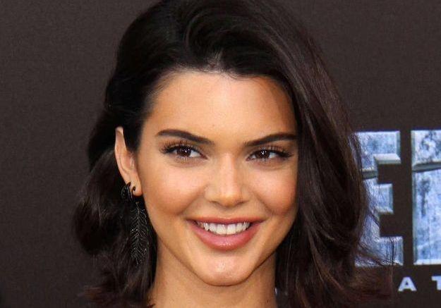 Kendall Jenner enceinte : la star répond avec humour