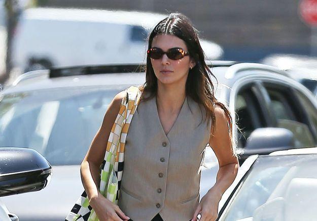 Kendall Jenner explique pourquoi elle n'a jamais voulu parler de sa vie amoureuse dans « L'incroyable famille Kardashian »