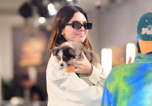 Kendall Jenner officialise sa relation avec son petit-ami sur Instagram