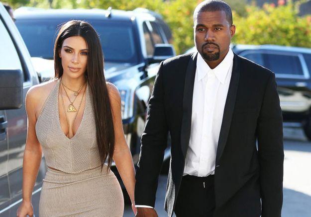 Kim Kardashian aurait-elle déjà quitté Kanye West ?