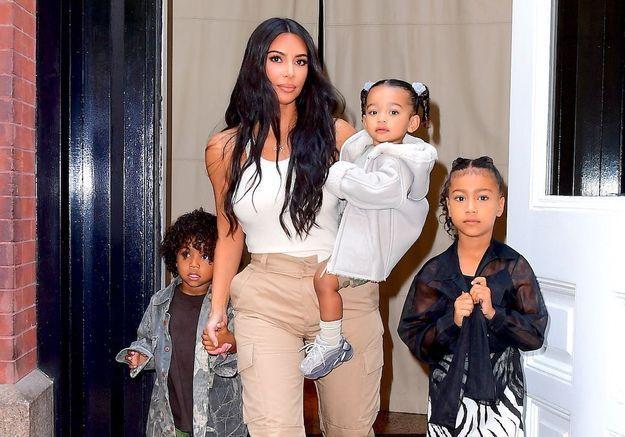 Kim Kardashian : ce qui l'inquiète le plus à propos de son divorce avec Kanye West