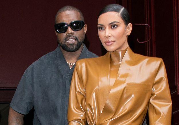 Kim Kardashian et Kanye West : « le divorce est imminent »