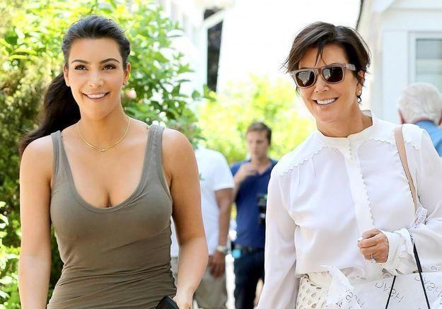 Kris Jenner refuse que Kim Kardashian arrête la téléréalité