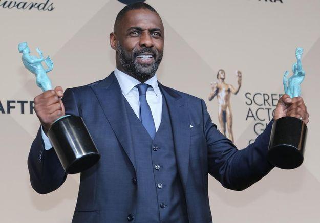 L'homme de la semaine: Idris Elba