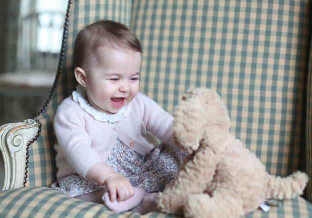 La princesse Charlotte déjà plus influente que la Reine