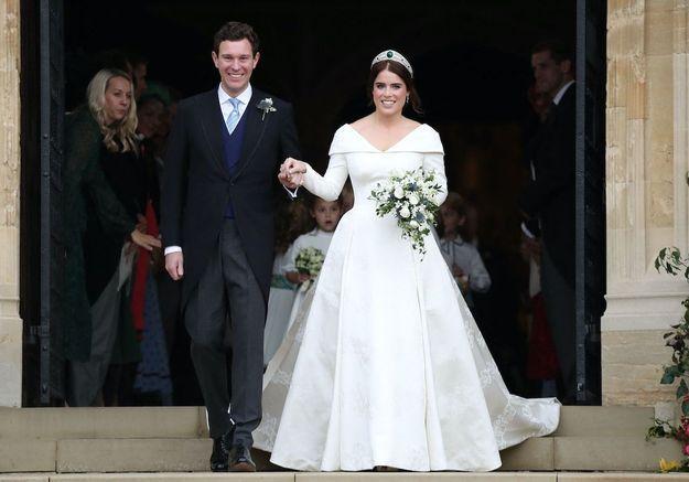 La princesse Eugénie a donné naissance à son premier enfant