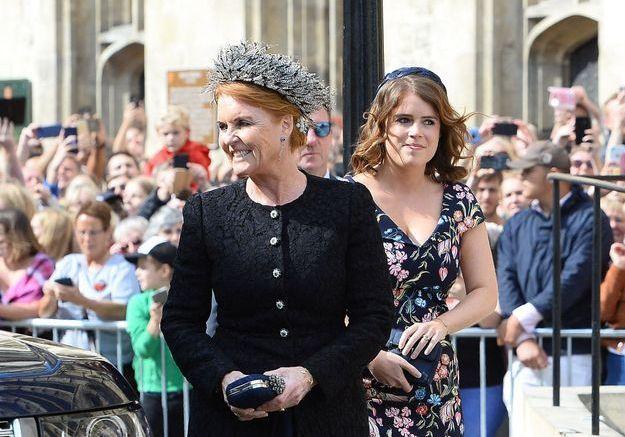 La princesse Eugénie maman : les mots de Sarah Ferguson, grand-mère pour la première fois