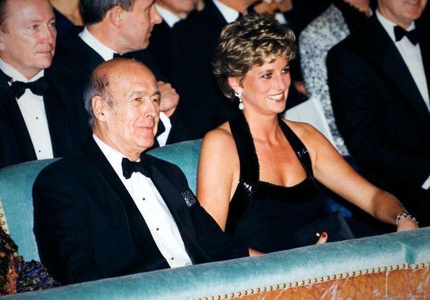 La vérité derrière la romance entre Valéry Giscard d'Estaing et Lady Di