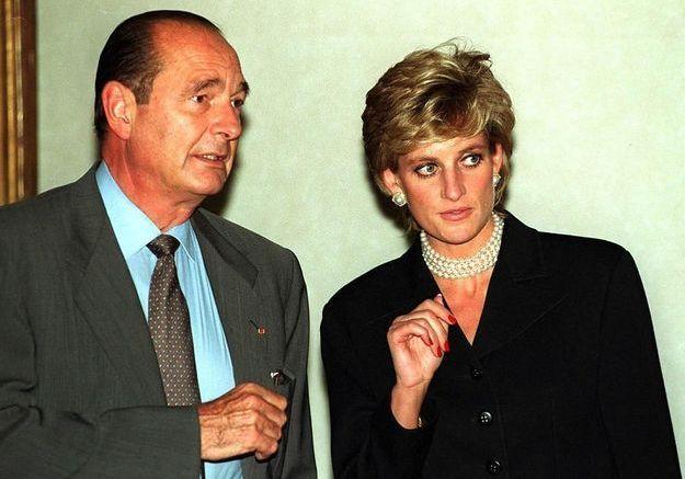 Lady Di : la nuit du drame, on sait désormais avec qui Jacques Chirac aurait passé la nuit
