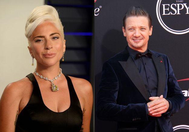 Lady Gaga flirte-t-elle avec l'acteur Jeremy Renner ?