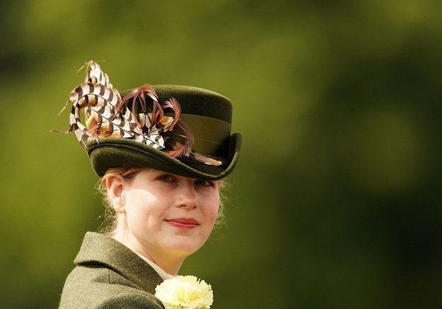 Lady Louise : la petite-fille d'Elisabeth II sera-t-elle bientôt princesse ?