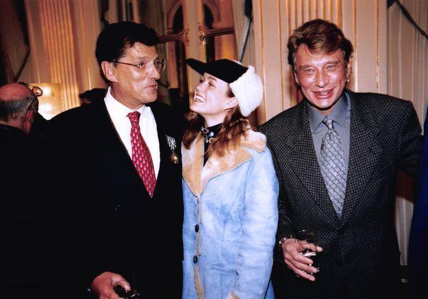 Laeticia Hallyday : le souvenir de Johnny qu'elle a donné à Jean-Claude Camus