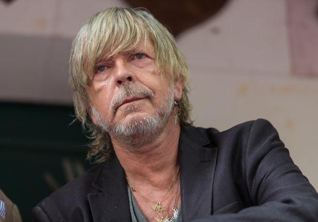 Le chanteur Renaud hospitalisé dans le Nord