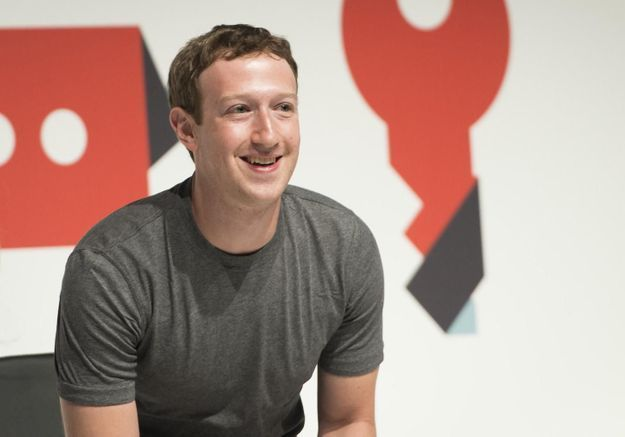 Le faire-part de naissance original de Mark Zuckerberg
