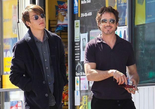 Le fils de Robert Downey Jr. inculpé pour possession de cocaïne