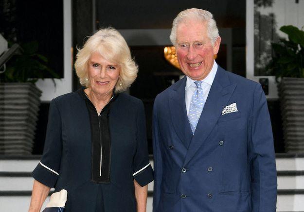Le prince Charles et Camilla Parker-Bowles vaccinés contre la Covid-19