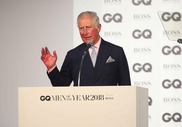 Le prince Charles, John Legend, Chris Hemsworth : qui sont les hommes de l'année ?