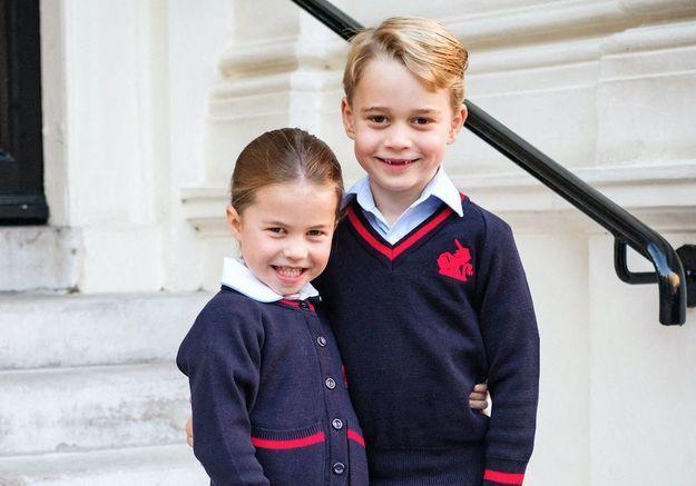 Le prince George en internat à la rentrée ?