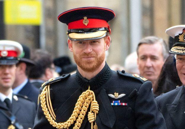 Le prince Harry dévoile une photo craquante de son fils Archie sur Instagram