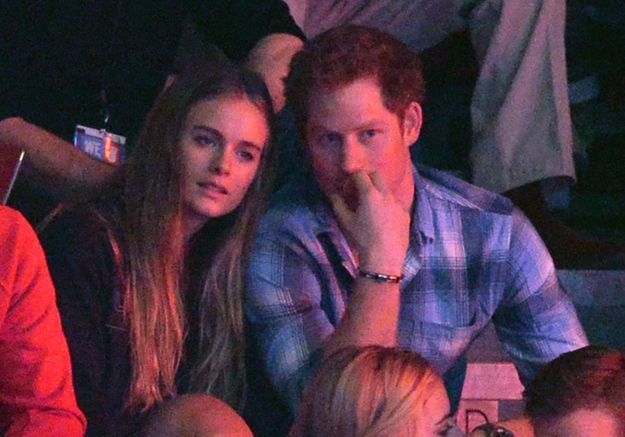 Le prince Harry et Cressida Bonas, fans de Sex Tape