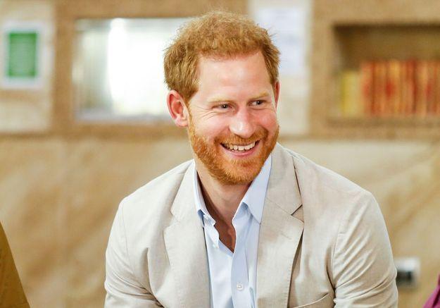 Le prince Harry et Ed Sheeran : « Nous sommes roux et nous allons nous battre »