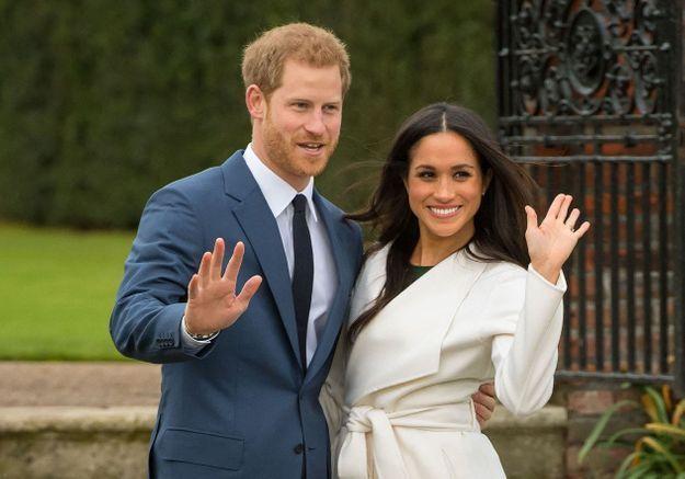 Le prince Harry et Meghan Markle change officiellement le nom de leur fondation