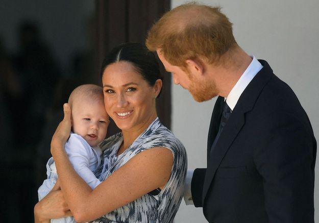 Le prince Harry et Meghan Markle ont acheté une maison
