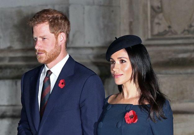 Le prince Harry et Meghan Markle organisent leur propre cérémonie du souvenir à Los Angeles