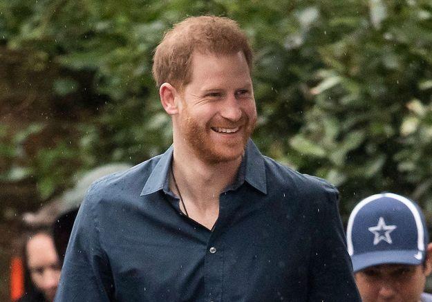 Le Prince Harry s'engage dans la campagne de vaccination