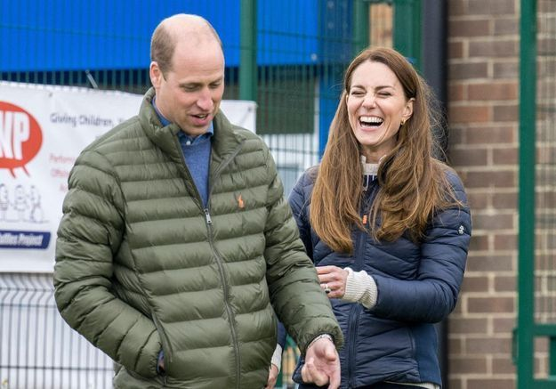 Le prince William et Kate Middleton se lancent sur YouTube
