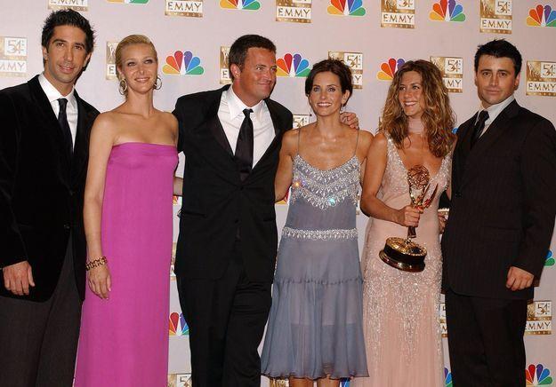 Le retour de « Friends » : découvrez les amis douze ans après !