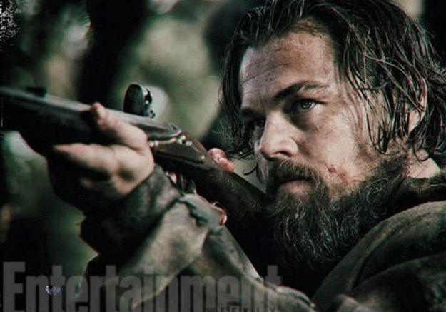 Leonardo DiCaprio, trappeur barbu et vengeur dans « The Revenant »
