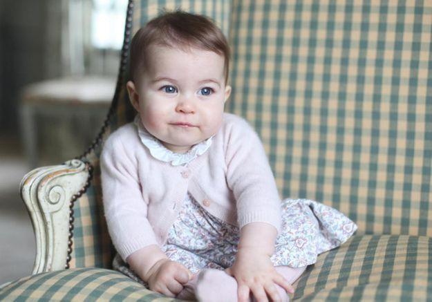 Les clichés de la Princesse Charlotte photographiée par Kate Middleton