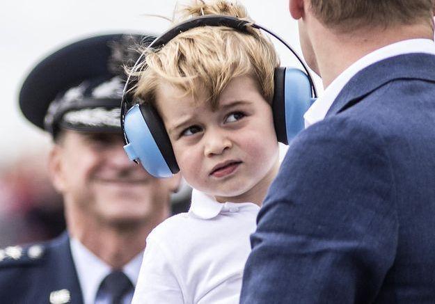 Les meilleurs gifs du prince George pour ses 3 ans !