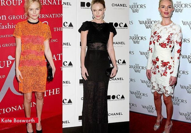 People mode tendance look printemps kate bosworth