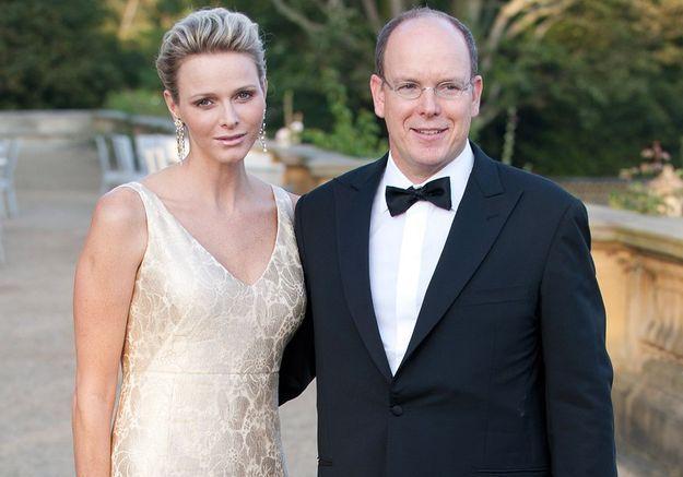 Les plus belles photos d'Albert et Charlène de Monaco