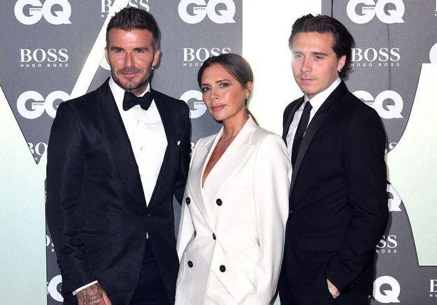 Les Spice Girls réunies à l'anniversaire de Brooklyn Beckham