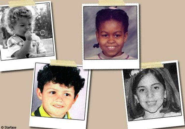 Les stars enfants : reconnaîtrez-vous vos idoles quand elles étaient jeunes ?
