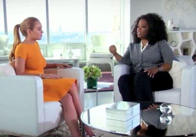 Lindsay Lohan: «Dès que des gens avaient de la coke, j'en prenais»