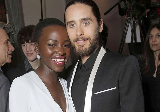 Lupita Nyong'o et Jared Leto : de l'amour dans l'air ?
