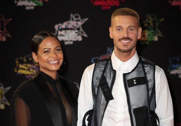 M Pokora et Christina Milian attendent leur deuxième enfant
