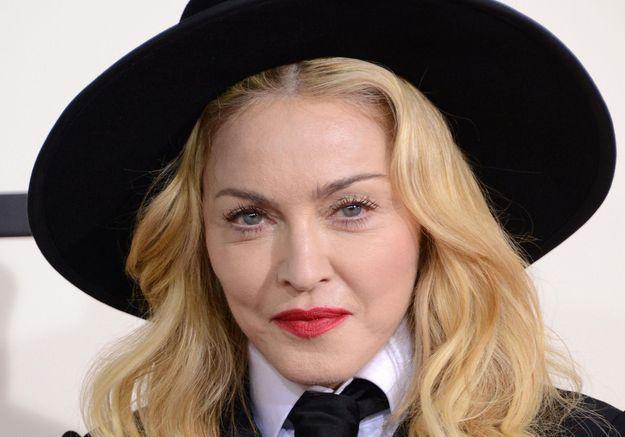 Madonna ne veut pas empêcher ses enfants de se droguer