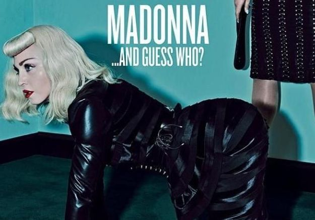 Madonna et Katy Perry, leur séance photo sexy