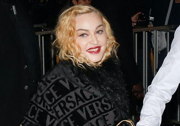 Madonna : un tatouage pour la première fois à 62 ans