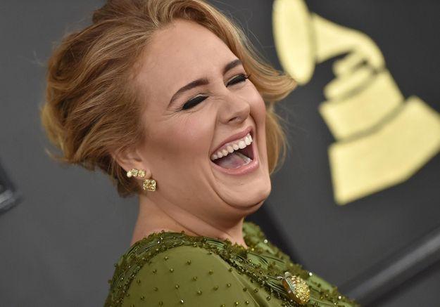 Mariage du prince Harry et Meghan Markle : Adele a fêté l'événement à sa manière !