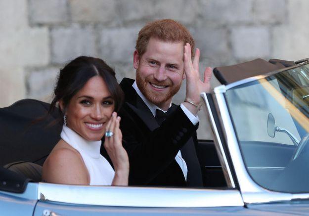 Mariage princier : le cadeau symbolique d'Harry à Meghan Markle