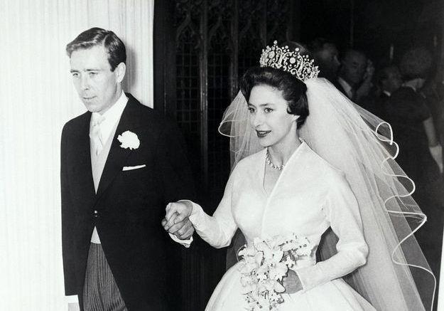 Mariage royal : Antony Armstrong-Jones et la princesse Margaret, la rebelle de Buckingham